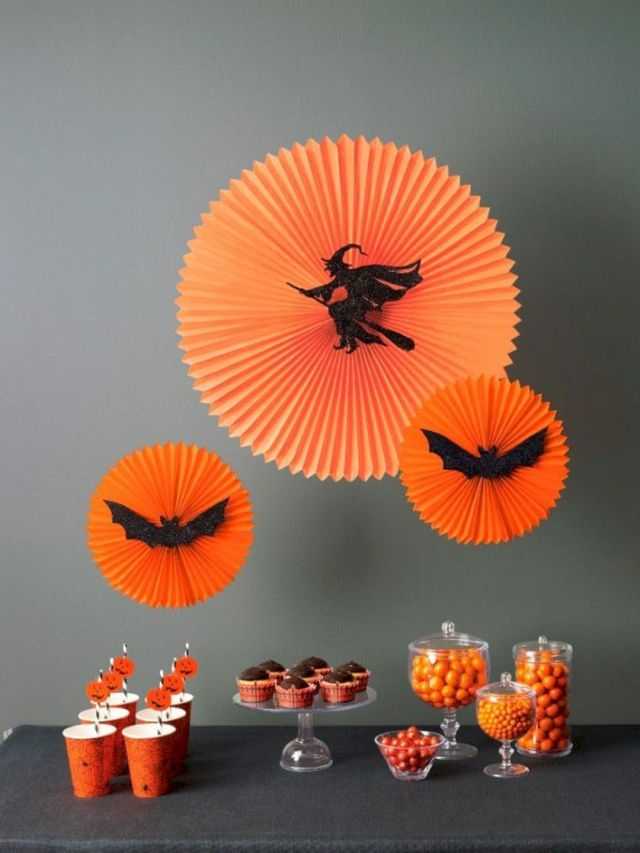DIY Halloween Home Decor