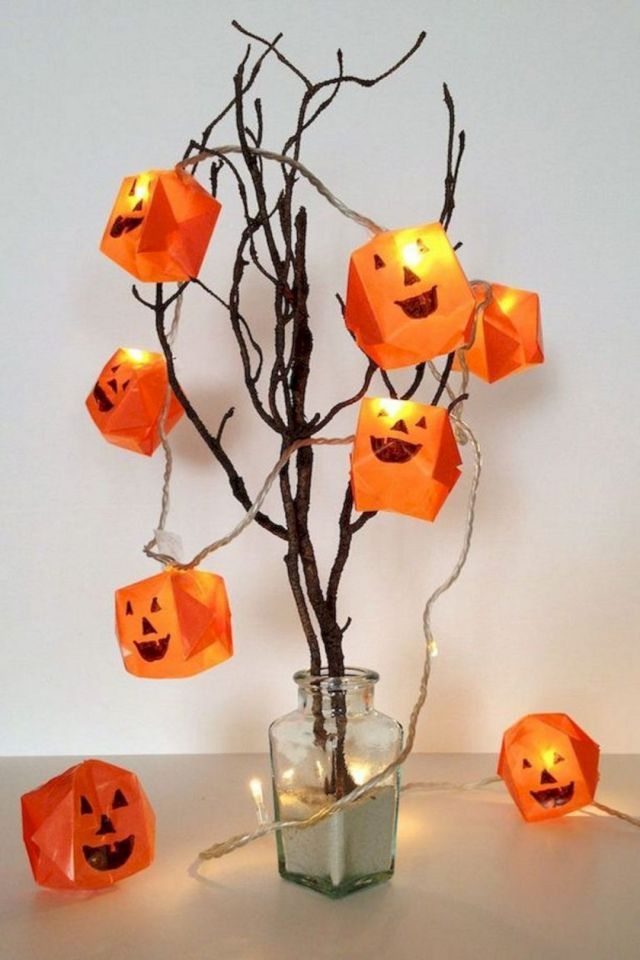 Easy DIY Halloween Decoration