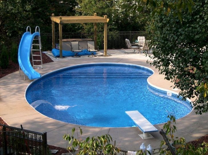 Lovely Small Swimming Pool Ideas