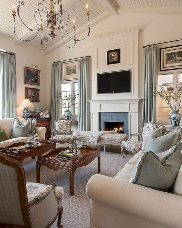 Best french Living Room Design Ideas