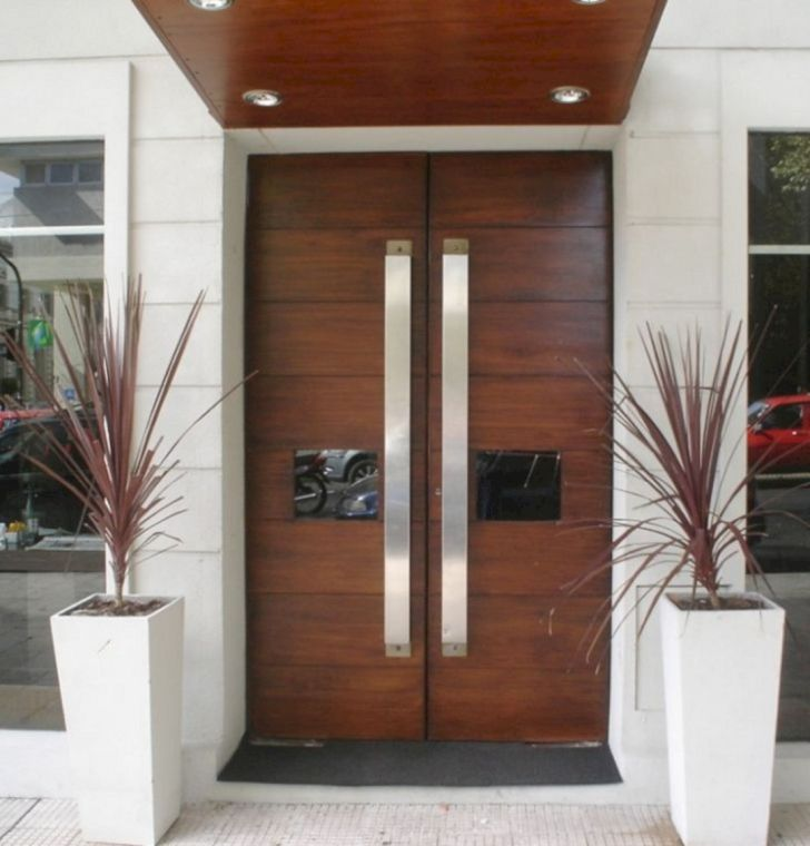 Modern Front Door Ideas