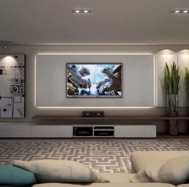 Best Living Room Wall TV