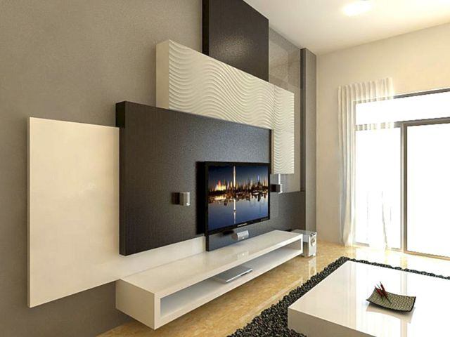 Best Wall TV Design Ideas