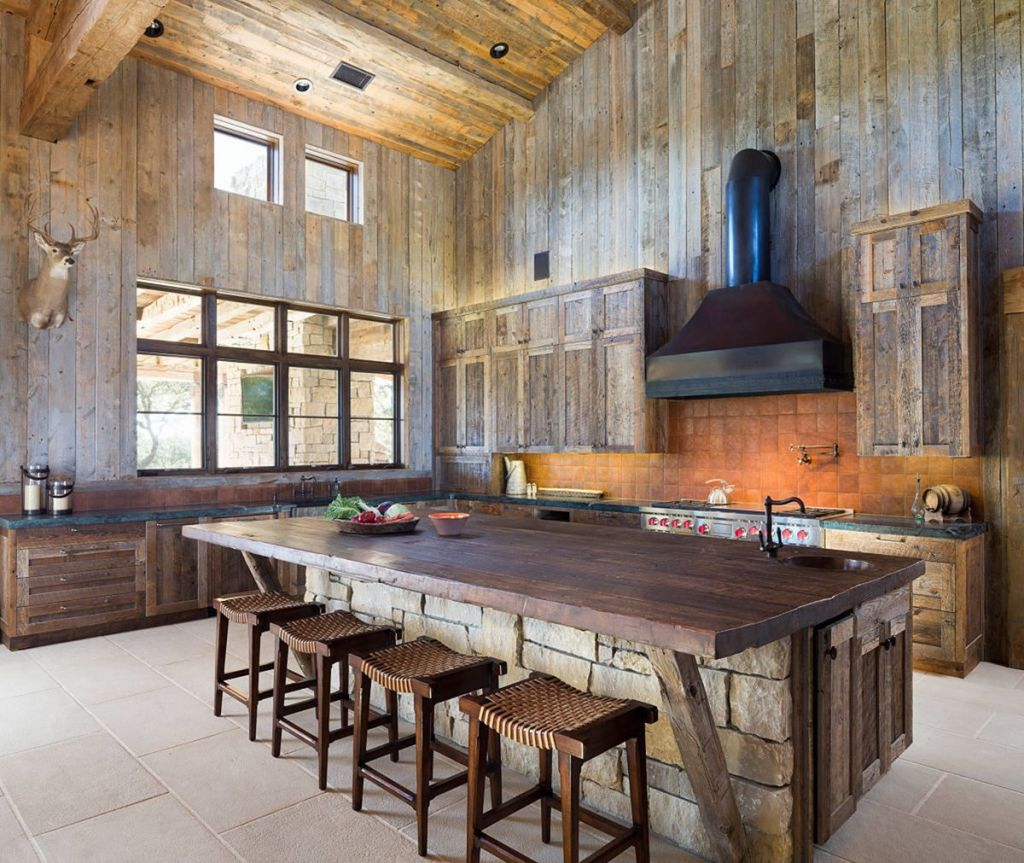 Best Wood Kitchen Design And Decoration