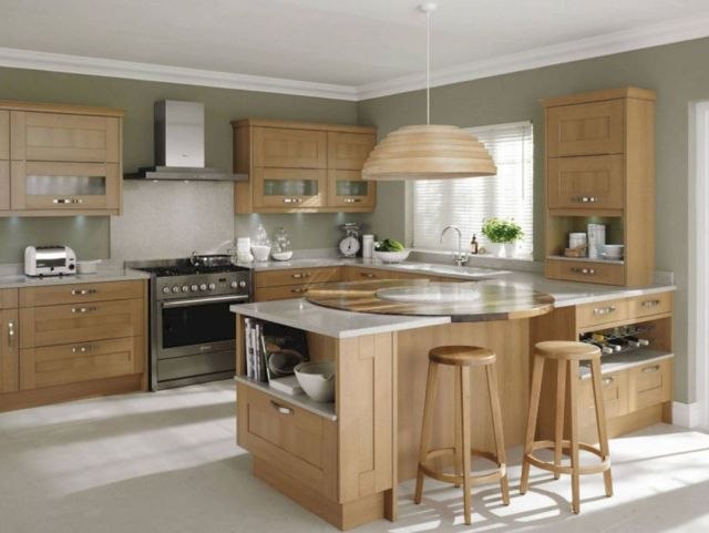 Best Wood Kitchen Design