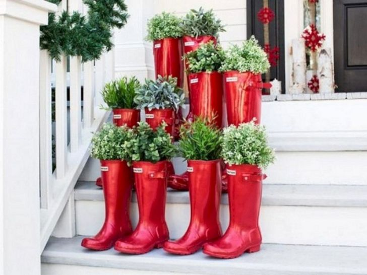 Creative Outdoor Christmas Decoration Ideas