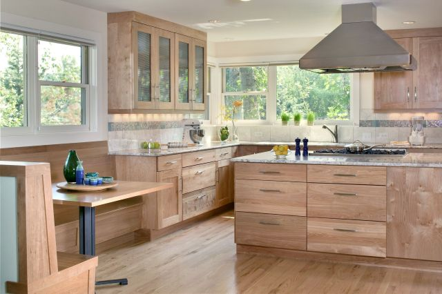 Most Wonderful Wood Kitchen Design ideas