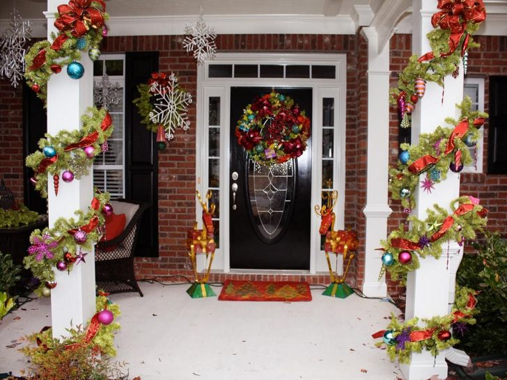 Wonderful Outdoor Christmas Decoration Ideas