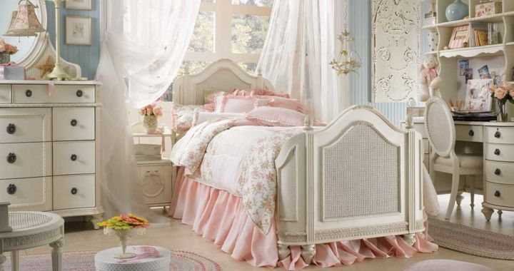 Dream Shabby Bedroom Ideas