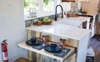 Tiny Houses Kitchen Design Ideas