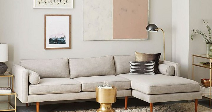 Simple Modern Sofa Ideas