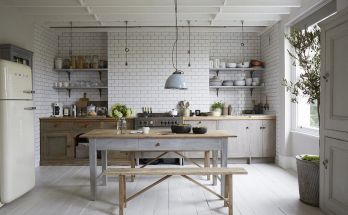 Modern Scandinavian Kitchen Ideas