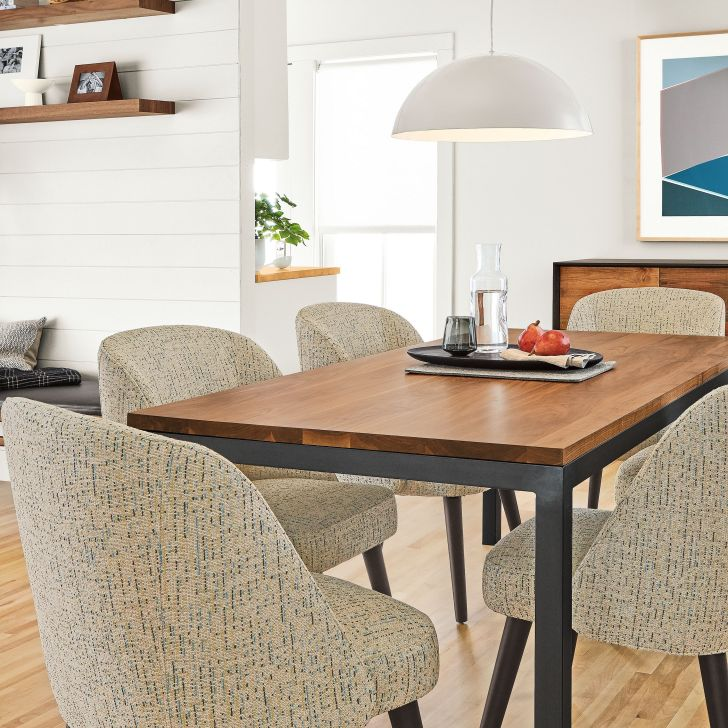 Modern Wood Dining Room Ideas