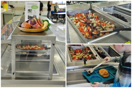 Local Root Vegetables at Cornerstone Elementary