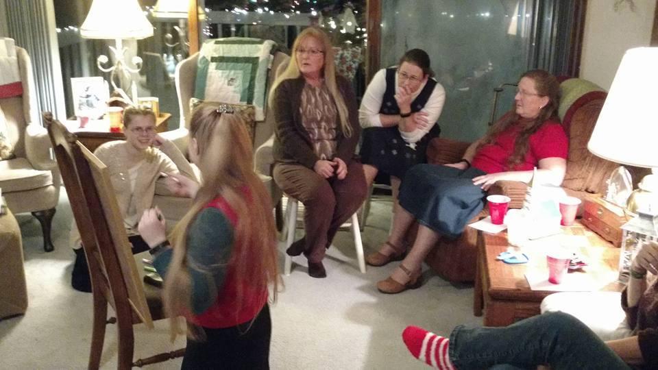 Ladies Ministry Christmas 2016 0014 img