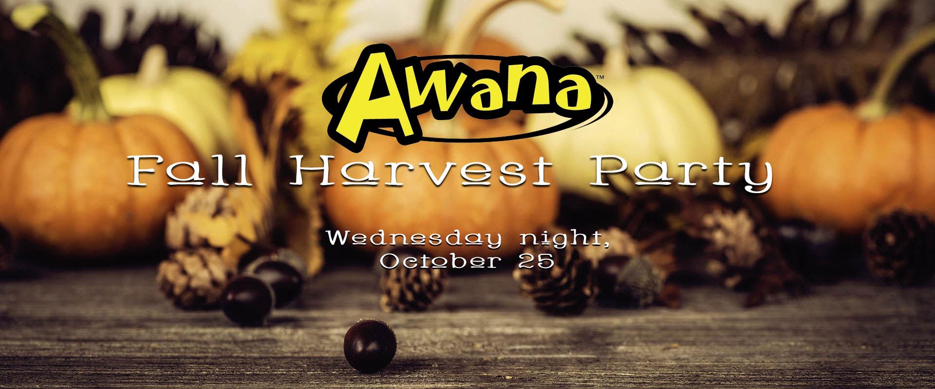awana fall harvest dexter gospel church slide image