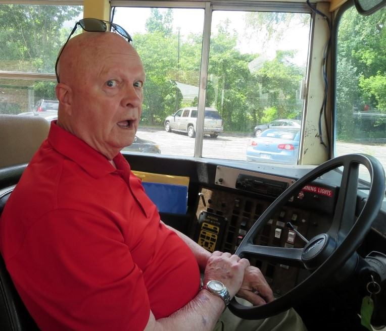 dexter gospel church bus ministry image