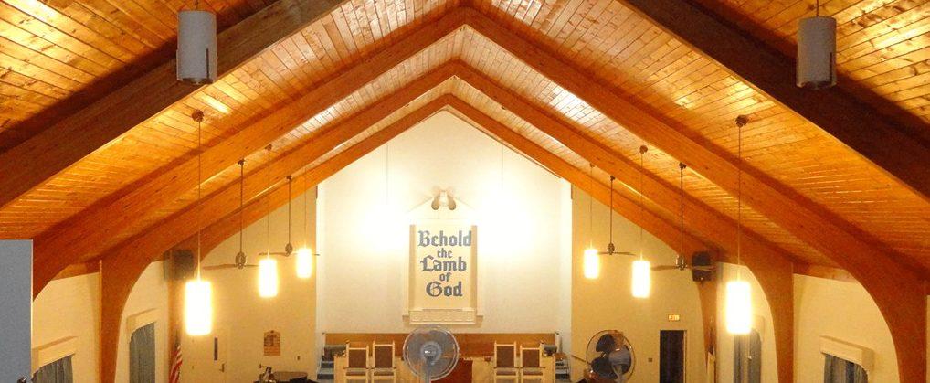 sanctuary Dexter Gospel Church