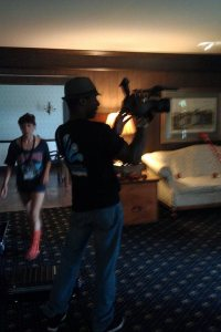 48 Hour Film Festival was A 3 day event in which I was assisting with behind the scenes documentary.