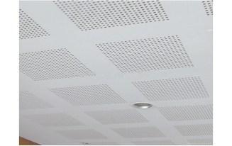 Perforated Gypsum Ceiling