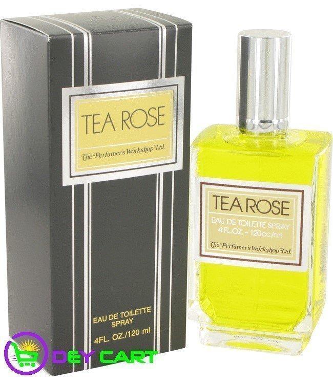 Tea Rose by Perfumers Workshop EDT