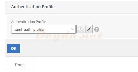 NetScaler Gateway Virtual Servers Basic Authentication Advanced Authentication SAML Authentication Profile Authentication Virtual Servers