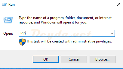 ldp.exe Active Directory Administration Tool