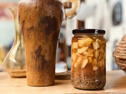 Safran-Fenchel-Suppe-mit-Belugalinsen
