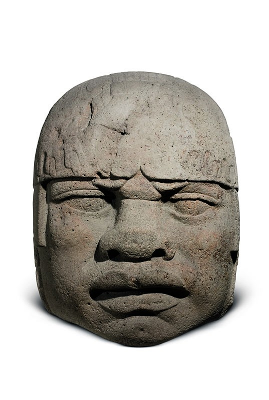 Olmec Colossal Masterworks Of Ancient Mexico De Young