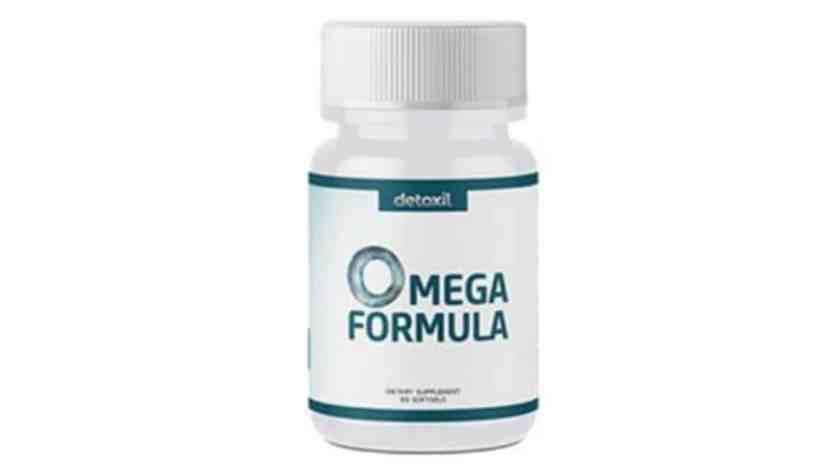 Detoxil Burn Omega Formula Review