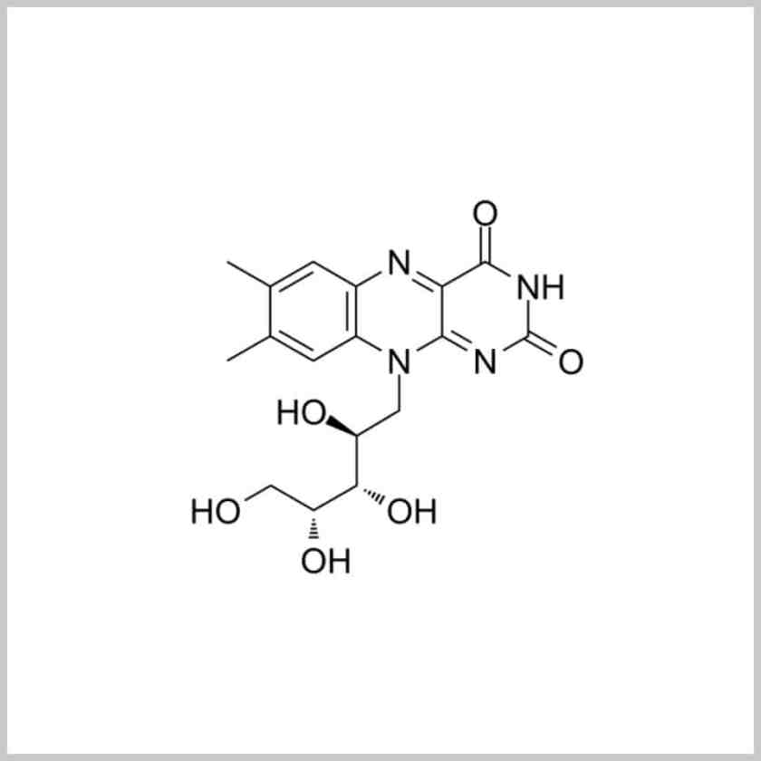 Riboflavin-Lion HRT Supplement Review