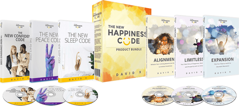 The New Happiness Code David X