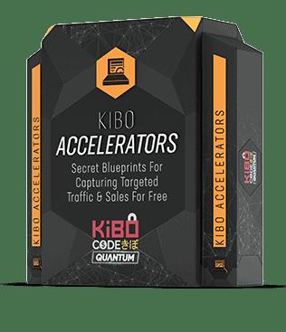 Kibo code quantum Accelerators