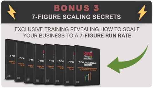 7-figure Scaling Secrets
