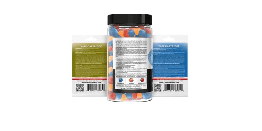 delta8 cbd ingredients