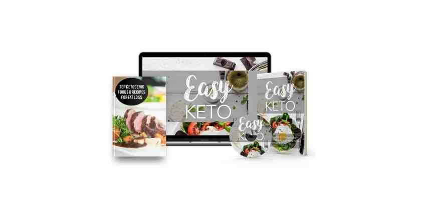 Easy Keto Ebook