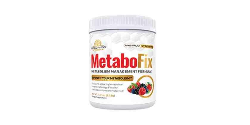 MetaboFix Supplement