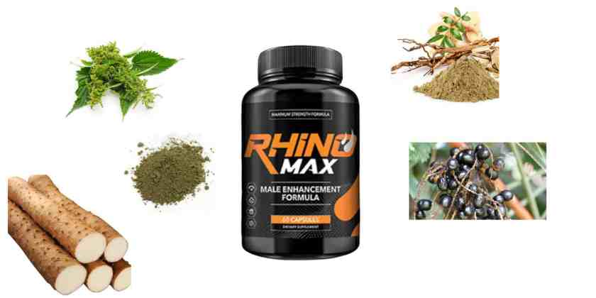 Rhino Max ingredients