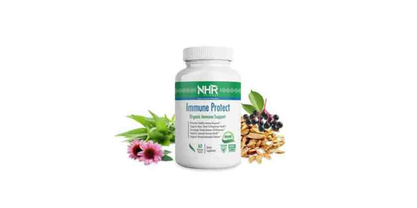 NHR Science Immune Protect working