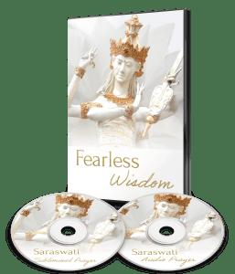 Goddess Manifestation Secrets - Day 7 The prayer of fearless wisdom