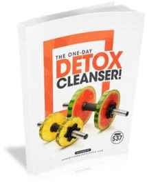 #2 The One Day Detox Cleanser (Worth $37)