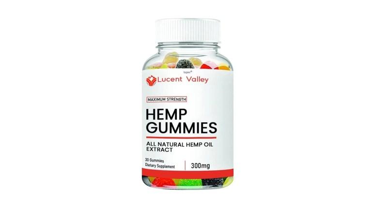 Lucent Valley CBD Gummies Reviews