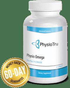 Physio Omega Money-back Guarantee