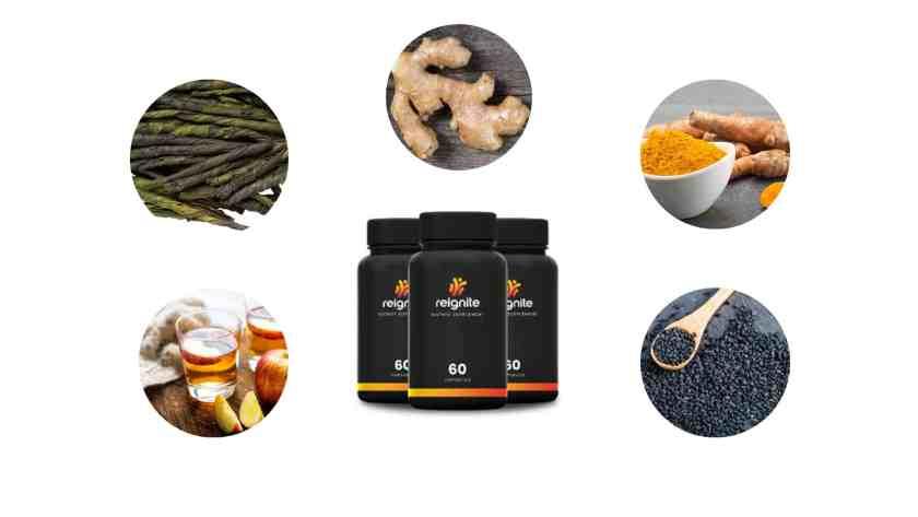 Reignite Ingredients