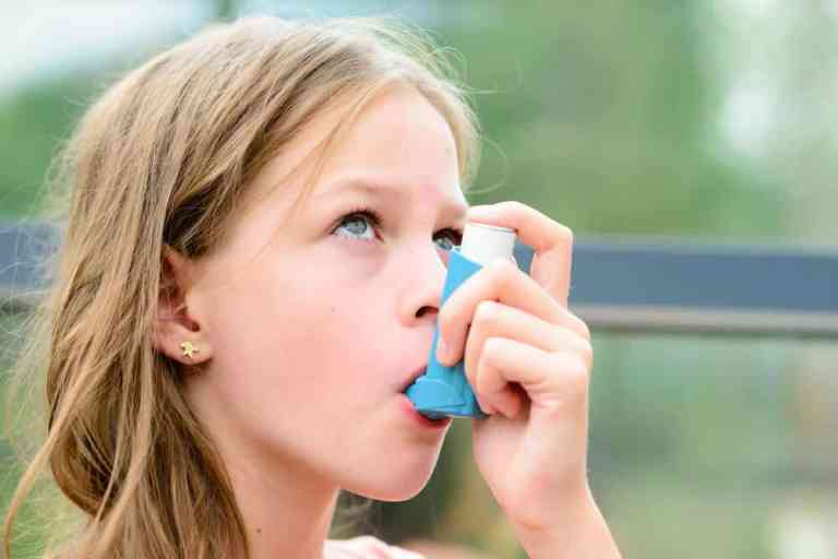 Treating Asthma in Children- How To Help Child With Asthma