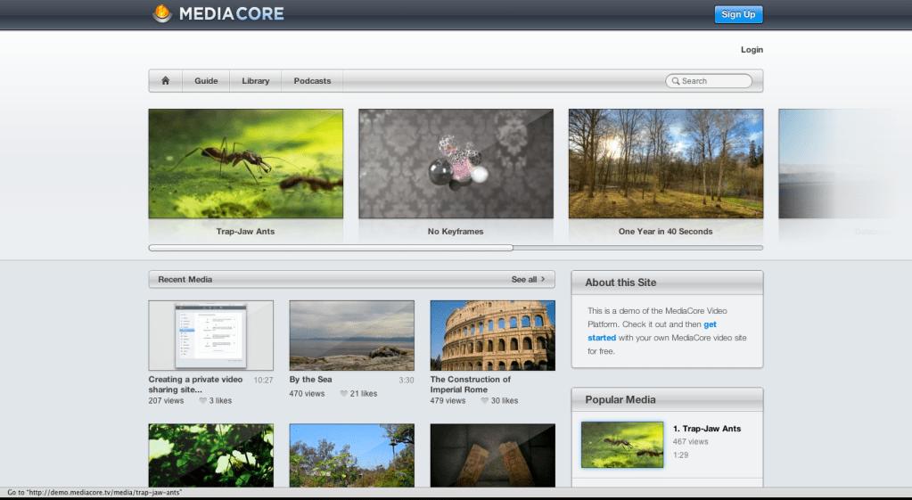 Mediacore.tv