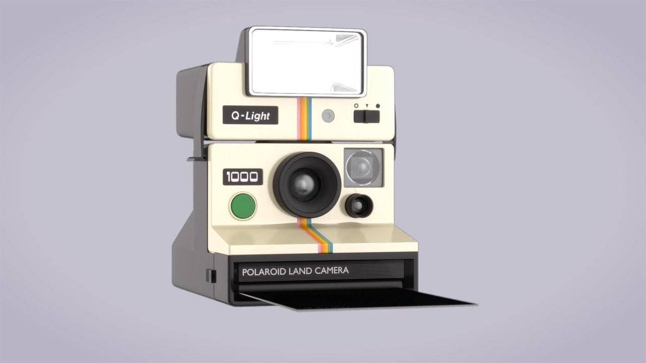 photograph regarding Polaroid Camera Printable named polaroid digital camera template -