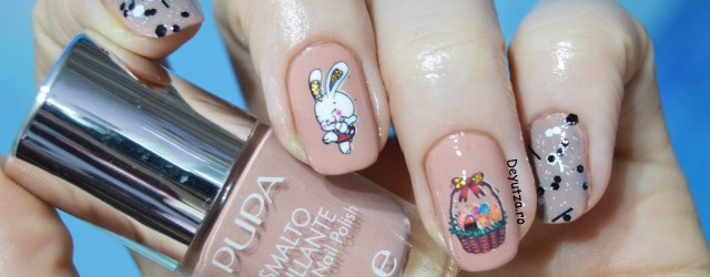 Happy Easter nails