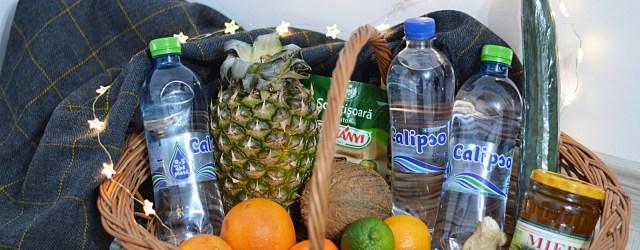 Cum eviți gripa și răceala cu Apa Calipso și băuturi delicioase