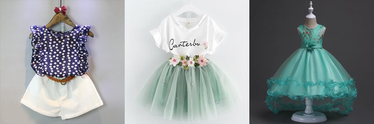 Cele mai frumoase rochii pentru fete
